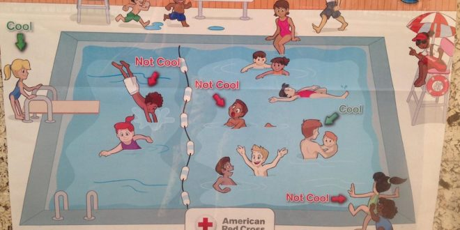 American Red Cross Apologizes For 'Racist' Water Safety Poster