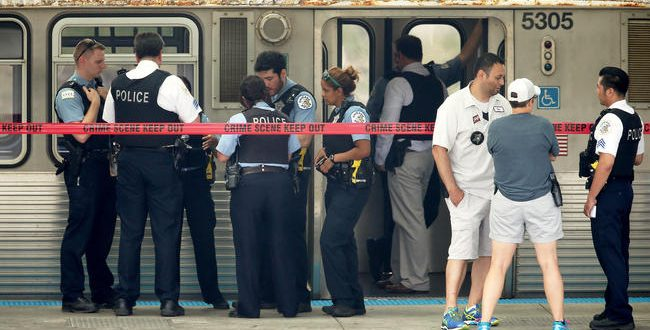 Woman Stabbed to Death on Chicago Red Line Public Transit