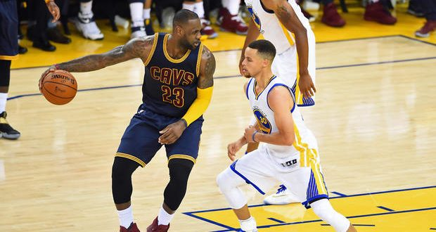How to Watch 2016 NBA Finals Game 2: Cavs vs. Warriors