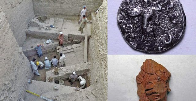 Barikot, Pakistan: Archaeologists Discover Ancient Indo-Greek City