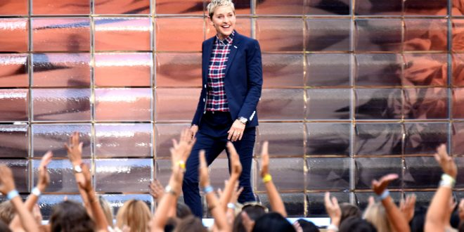 Ellen DeGeneres Sued by Woman After Using Her Name for Breast Joke