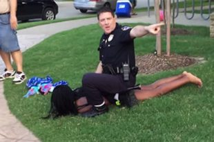 McKinney, Texas: No Charges For Texas Pool-Party Cop