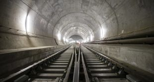 VIDEO World's Longest and Deepest Rail Tunnel Opens in Switzerland