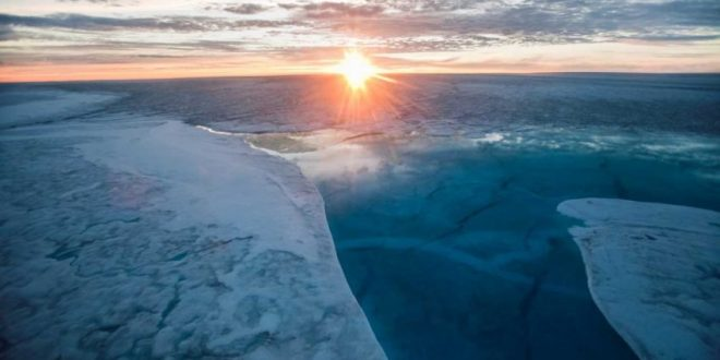 Greenland: Higher-Than-Average Temperatures May Fuel Arctic Ice Melt, Study Says