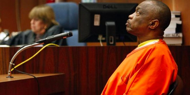 'Grim Sleeper' Serial Killer Gets Death Sentence For 10 Murders over 30 Years