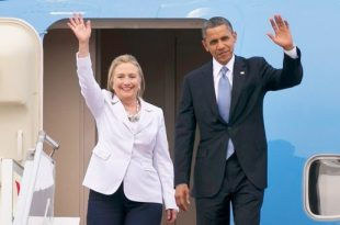 Barack Obama Endorses Hillary Clinton for President Following Sanders Meeting