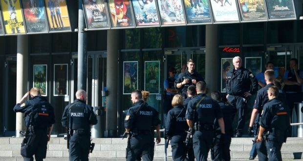 Germany Shooting: Man Killed After Opening Fire at Cinema in Viernheim