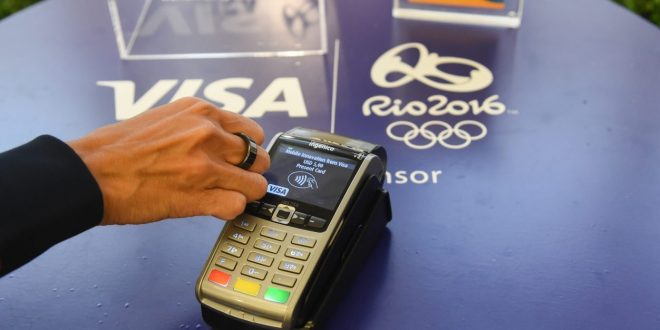 Visa Inc. Gives Select Athletes Wearable Payment Ring for Rio Olympic Games