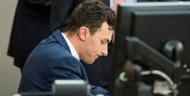 Johnny Manziel's Lawyer Accidentally Sent a Text to AP About a Plea Deal