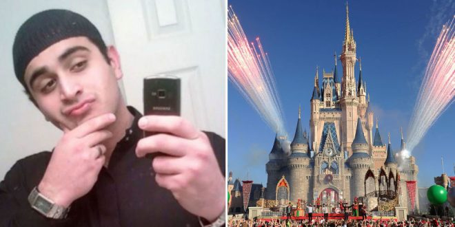 Orlando Gunman Scouted Disney World Before Attacking Pulse Gay Nightclub