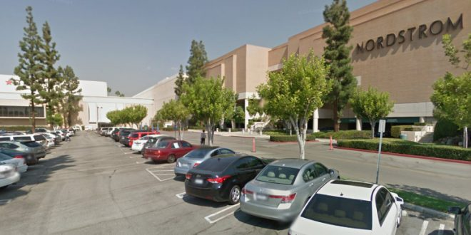 Shooting in Montclair Plaza in San Bernardino County, California