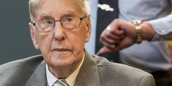 Former Auschwitz Guard Sentenced to 5 Years for Being Accessory to Murder