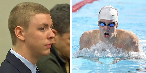 Former Stanford University Swimmer Sentenced to 6 Months in Jail for Rape