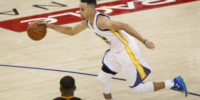 NBA finals, Game 1: Golden State Warriors Beat Cleveland Cavaliers Takes 1-0 Lead