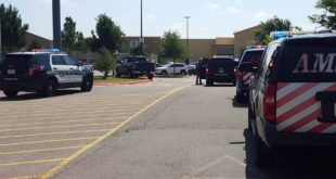 SWAT Team Shoots, Kills Gunman; Hostages Safe at Amarillo, Texas Walmart