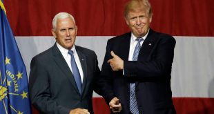 Donald Trump Selects Mike Pence, Indiana Governor, as Running Mate