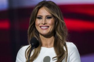 Trump Adviser Defends Nude Photos of Melania Trump 'Nothing to Be Embarrassed About'
