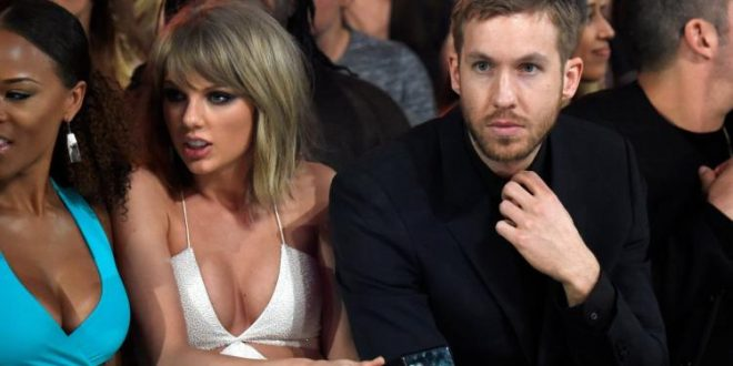 Calvin Harris Blasts ex Taylor Swift on Twitter: 'You Need Someone New to Try and Bury'