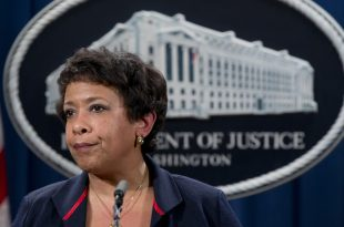 Loretta Lynch to Accept F.B.I. Recommendations in Hillary Clinton Email Inquiry