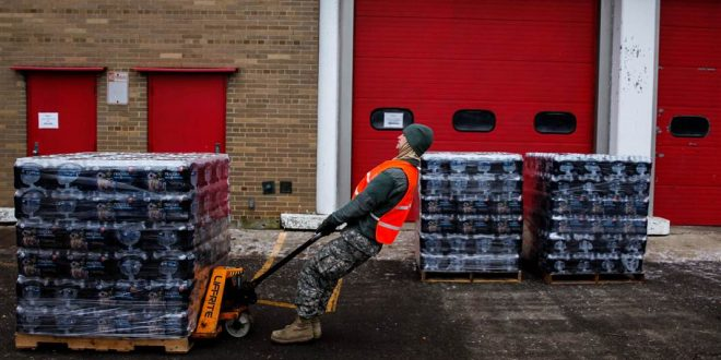 Six More Officials Charged in Flint Water Crisis for Alleged Cover-Up