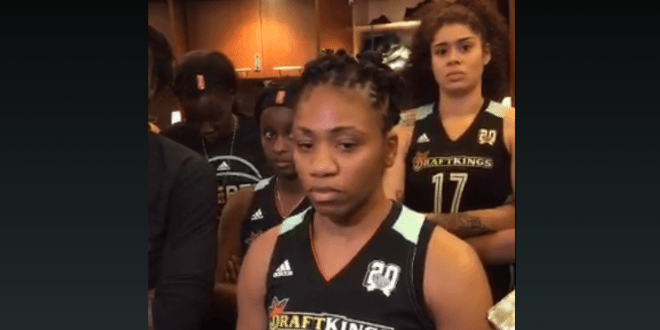 WNBA Players Stage Boycott After Being Fined $5k For Wearing 'Black Lives Matter' Shirts