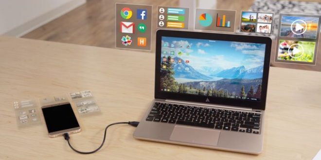 Superbook Android Laptop has Passed $1 Million in Kickstarter Funding