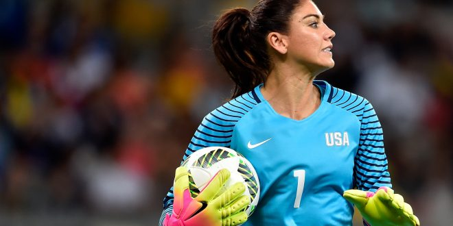US Soccer Teammates Say They Disagree With Hope Solo's 'Coward' Comments About Sweden