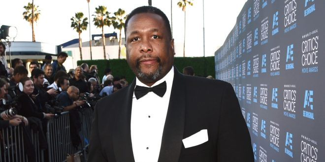 Former 'Wire' Actor Wendell Pierce Loses Home in Louisiana Flooding