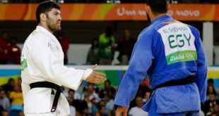 Rio 2016: Defeated Egyptian Judoka Refuses to Shake Israeli Opponent's Hand