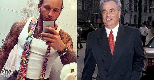 Grandson of Mob Boss John Gotti Arrested on Drug-Dealing Charges