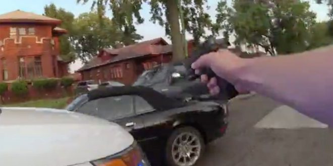#PaulOneal: VIDEO Chicago Cops Shoot Teen and Call Him a 'Bitch Ass Motherfucker'