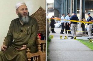 Gunman Kills Imam and Assistant as They Leave Mosque in Hate Attack