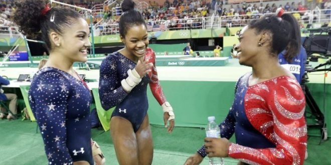2016 Rio Olympic Gymnastic Results: Simone Biles, USA Dominates Women's Qualifying