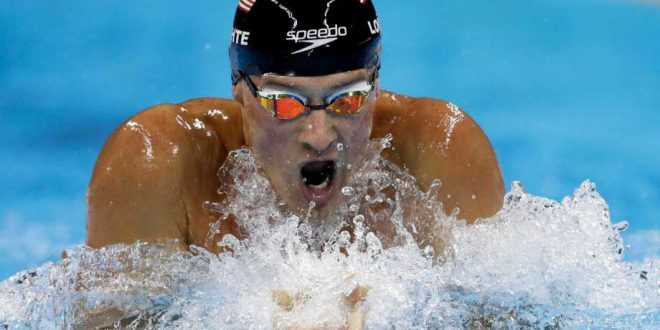 First Sponsor Speedo Drops Ryan Lochte After Rio Olympics Scandal