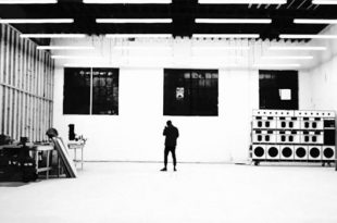 FRANK OCEAN POSTS AN ART PIECE ON HIS WEBSITE