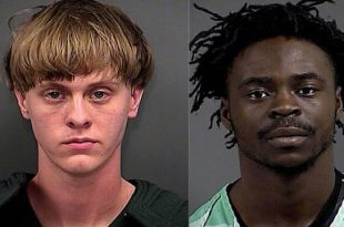 Suspected Charleston Church Shooter Dylann Roof Assaulted by Black Inmate in Jail Shower