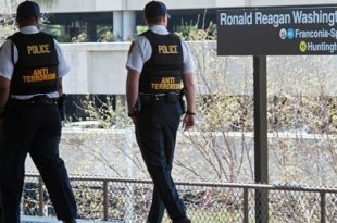 Washington D.C. Transit Cop Accused of Trying to Help ISIS