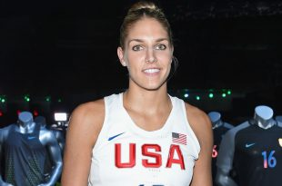 Elena Delle Donne, Team USA Olympic Basketball Star, Reveals She is Gay