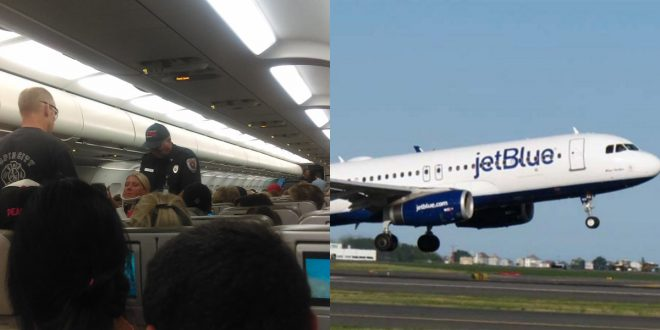 24 People Injured by Heavy Turbulence on JetBlue flight