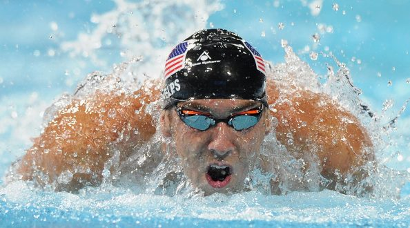 VIDEO: Michael Phelps Earns 19th Career Gold After USA Wins 4x100m Relay