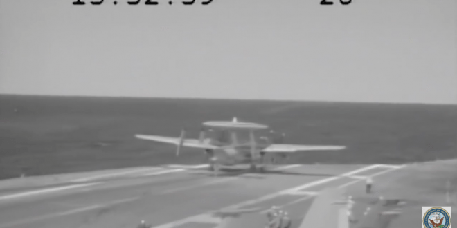 3 US Navy Pilots Earn Air Medal for Saving Aircraft After Retaining Cable Snapped
