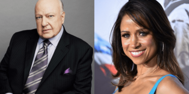 Former Fox News CEO Roger Ailes Allegedly Called Stacey Dash 'the Black Girl'