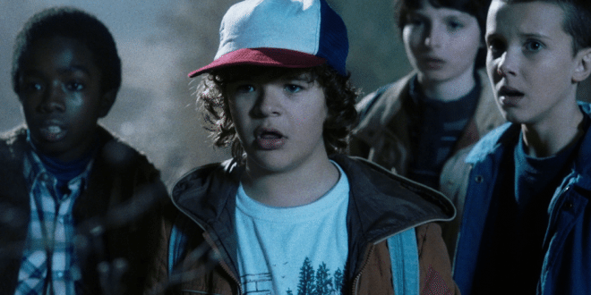 New Netflix Series 'Stranger Things' Is A Streaming Hit!