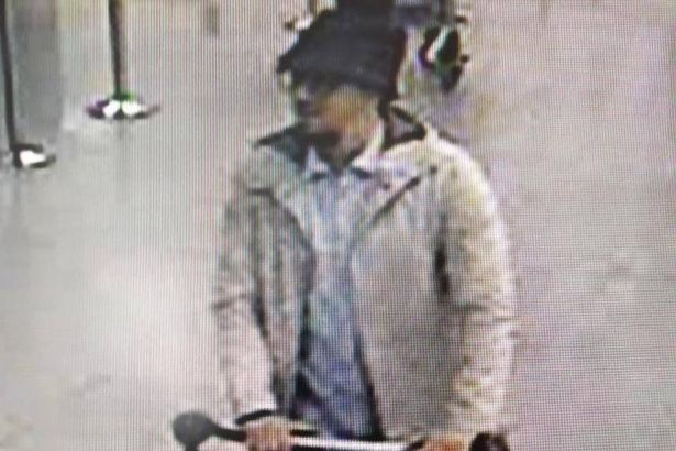 Suspect from attacks at Brussels Airport