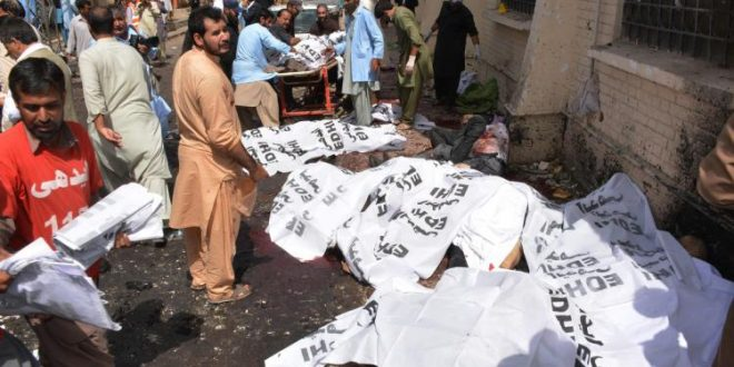 Suicide Bombing at Hospital in Quetta, Pakistan Kills at Least 63
