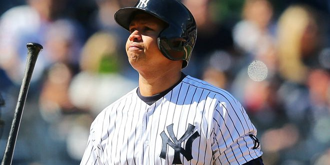 New York Yankees Could Release Alex Rodriguez Before Season Ends