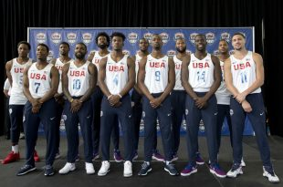 Men's Team USA Basketball Wins Gold Over Serbia