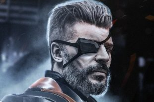 What Joe Manganiello Could Look Like as Deathstroke