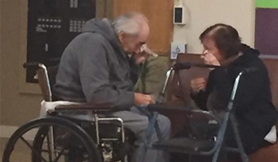 Surrey - Couple of 62 Years Forced to Separate Into Different Nursing Homes