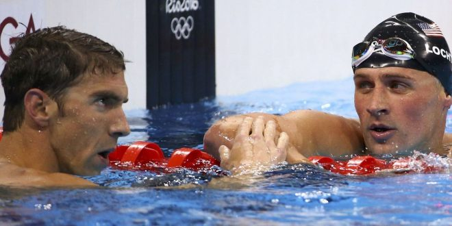Ryan Lochte Guarantees Michael Phelps Will Compete in 2020 Tokyo Olympics